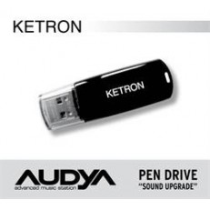 "Ketron Pen Drive 2010 ""SOUND"""