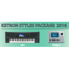Ketron SD Style Pack VOL. 1