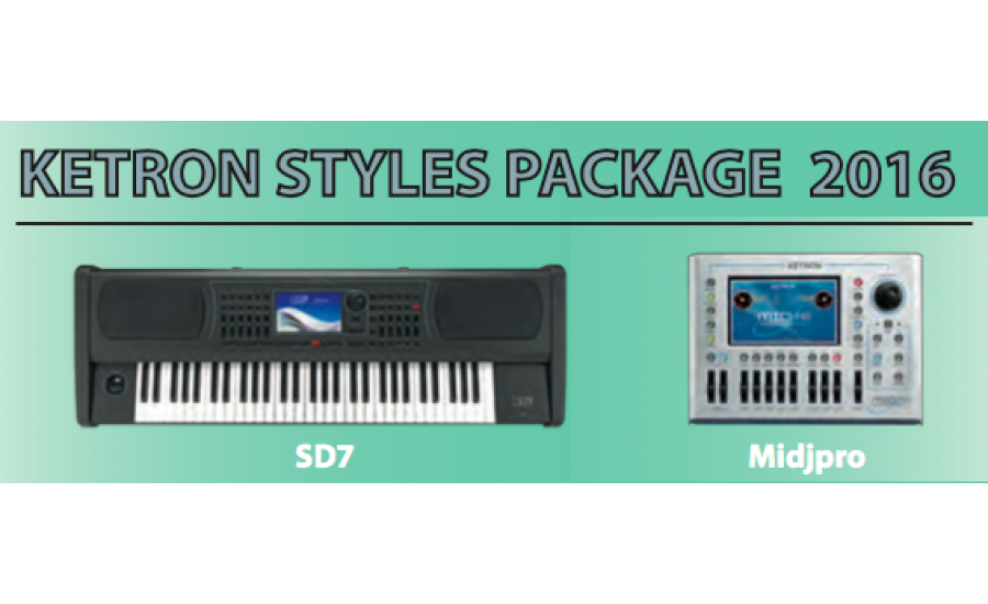 Ketron Style Pack VOL. 3