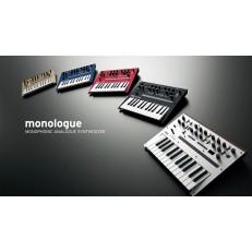 Korg MONOLOGUE  BK / BL / GD / RD / SV